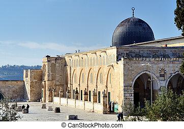 al-aqsa, mezquita