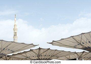 al, madina, moskee