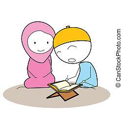 al-qur'an, lezende