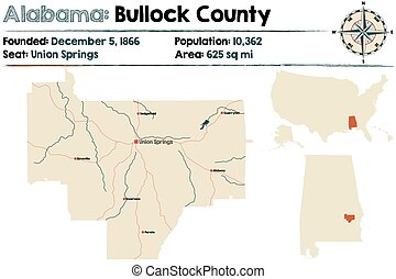 Alabama: Bullock County