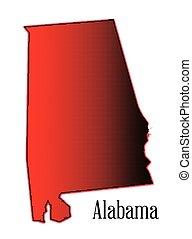 Alabama Halftone