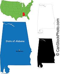 State of Alabama, USA