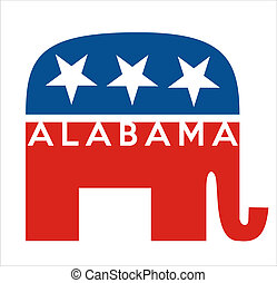 alabama, republicanos