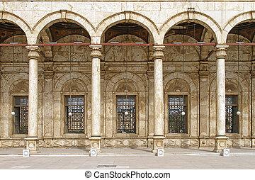 Alabaster Mosque Cairo