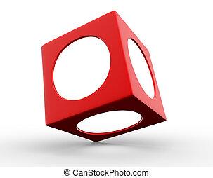 alakzat, elvont, geometriai