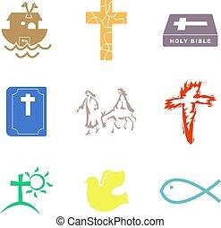 alakzat, keresztény