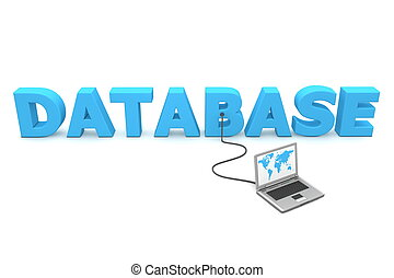 alambró, a, base de datos