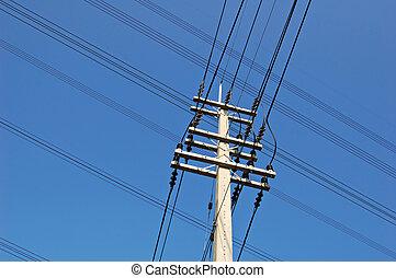 alambres cruzados