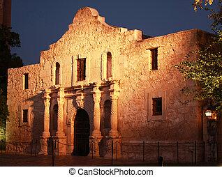 Alamo at San Antonio, Texas