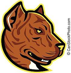 Alano-Espanol-Bulldog-HEAD-MASCOT