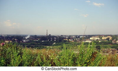Alapaevsky Metallurgical Plant pollutes environment of small...