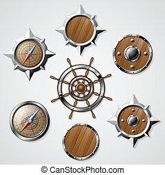 alapismeretek, állhatatos, tengeri, tervezés