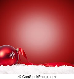 alaptőke, noha, hagyományos, christmas dekoráció, és, karácsony, ünnepek