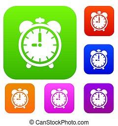 Alarm clock set collection