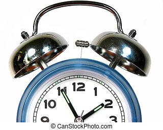 Alarm clock - Old fashioned alarm clock