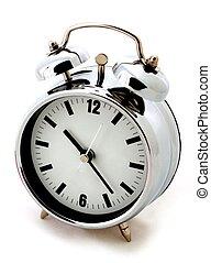 Alarm clock ,close up image