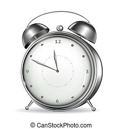 Alarm clock, vector