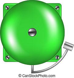 Alarm in green design