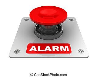 alarma, botón