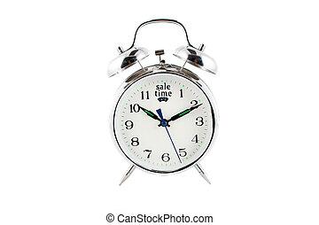 alarma, venta, reloj