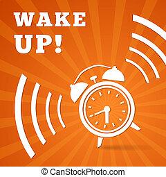 alarme, acorde-se