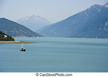 Alaska - Enjoy The View Of Haines