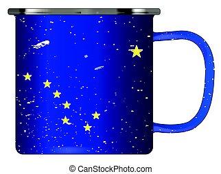 Alaskan Tin Cup
