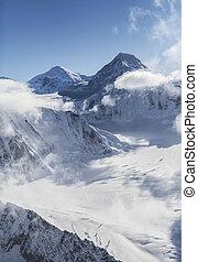 Alaskan Wilderness Aerial