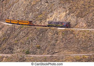 Train Ride, Nariz Del Diablo