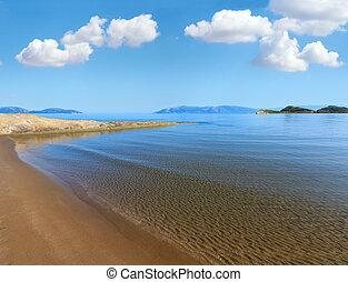 (albania), Plaża, piaszczysty
