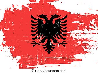 Albania scratched Flag