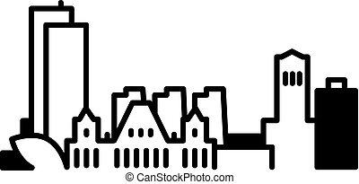 Albany City Icon