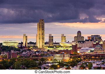 Albany New York Skyline - Albany, New York, USA Skyline.