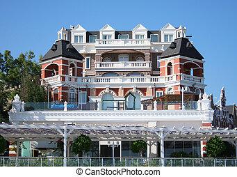 albergo, turco