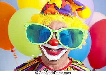 albern, clown