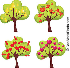 albero, set