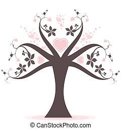 albero, valentina