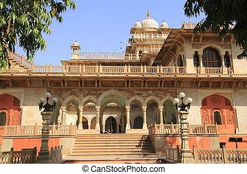 Albert Hall in Jaipur Rajasthan, India