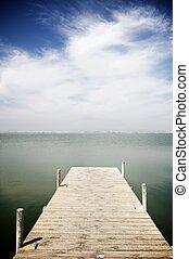 albufera, אגם