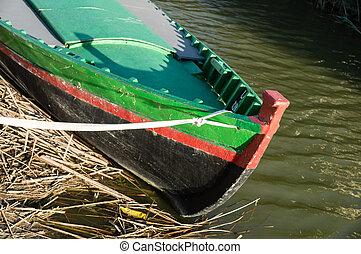 albufera, barca, valencia, spagna
