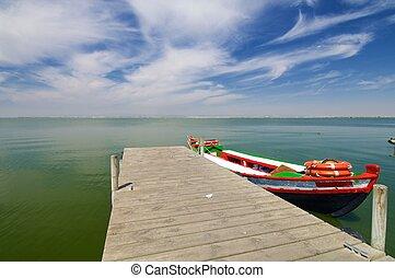 albufera, lago