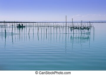 albufera, valencia, wetlands, mediterraneo, lago
