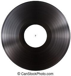 album, ausschnitt, freigestellt, aufzeichnen, vinyl, ...