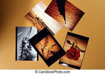 album, foto