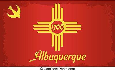 Albuquerque City Flag