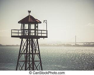 Alcatraz in San Francisco, USA