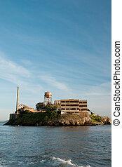 Alcatraz Island, San Francisco - Alcatraz Island is a small...