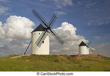 Alcazar windmill 16