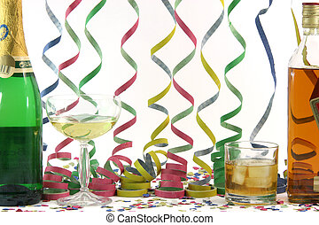 alchohol and celebration