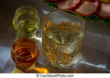 alcohólico, bebidas
